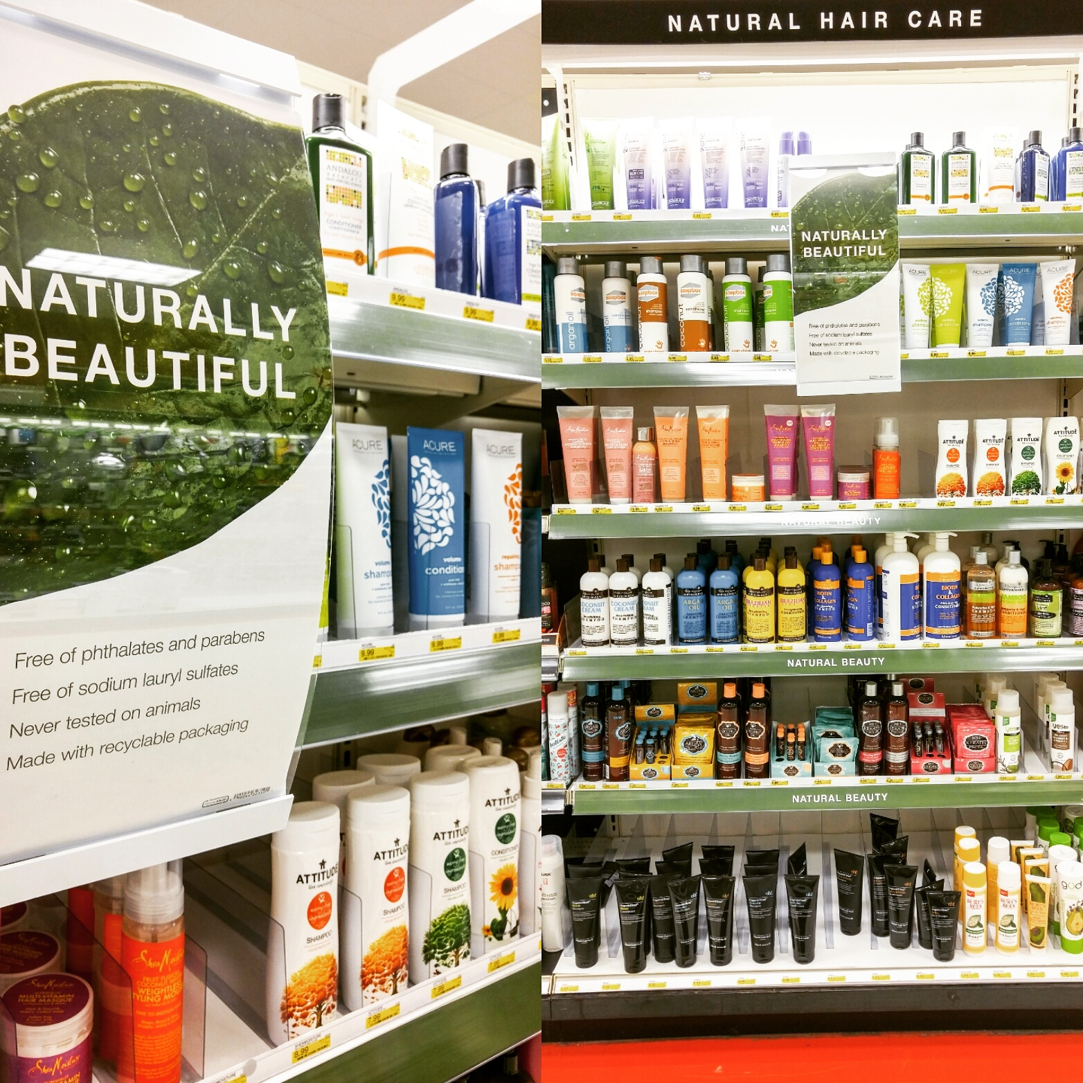 New at Target: Natural Haircare – Branco Beauty